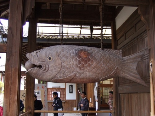 木魚の原形だって!